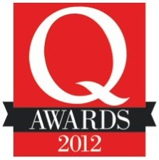 q awards 2012 logo
