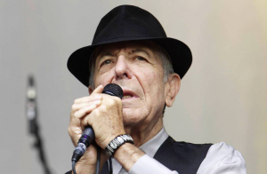 Leonhard Cohen