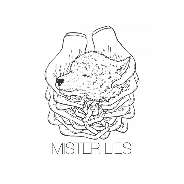 mister lies - mowgli lp cover art