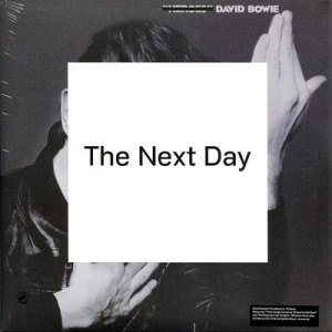 david bowie the next day album art